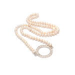 Collar Freshwater - joyas de plata peruana