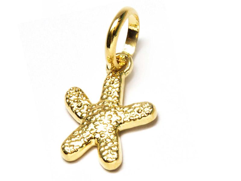 Dije Estrella de mar - Diseñadora de Joyas