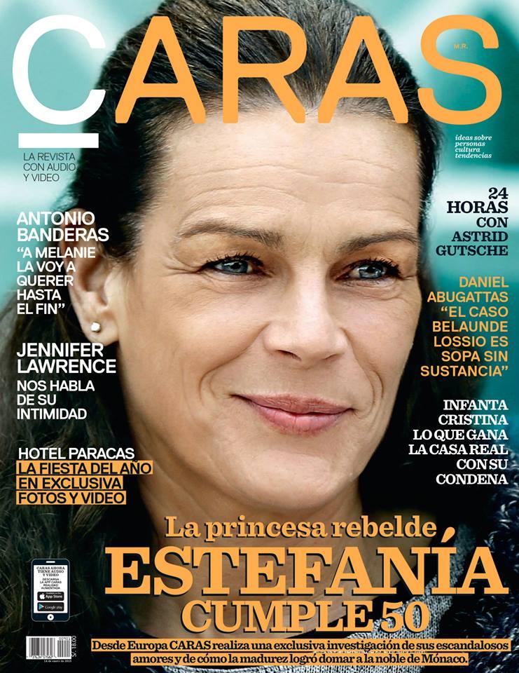 revista caras - diseñadora de joyas peruana