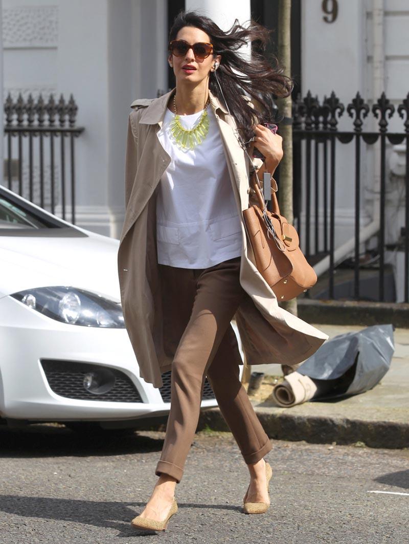 Amal Clooney - Alexandra Temple, diseñadora de joyas