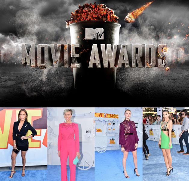 MTV Movie Award - Alexandra Temple, diseñadora de joyas