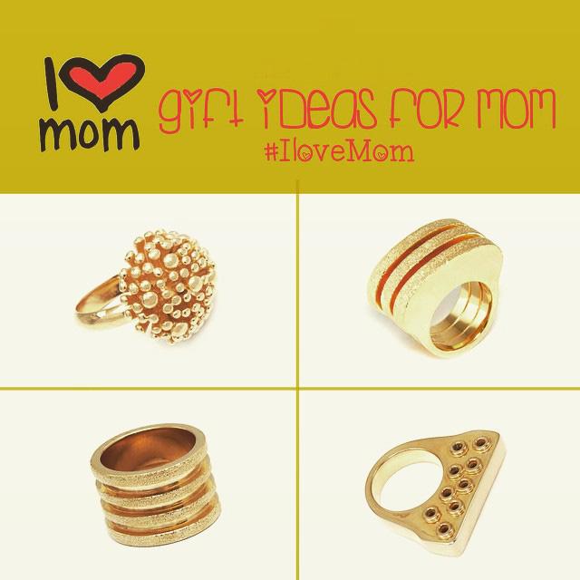 More Gifts ideas for mom! Encuentra un lindo regalo en Alexandra Temple, diseñadora de joyas