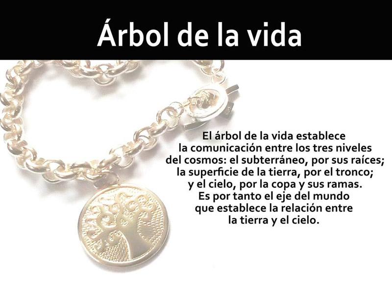 Infografia - Arbol de la vida - joyas en plata peruana