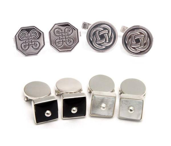 Gemelos - Dia del Padre - Joyas de plata peruana