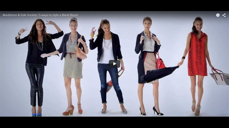 5 maneras de usar un blazer