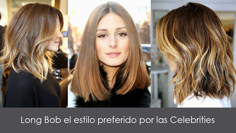 long bob el estilo de las celebrities