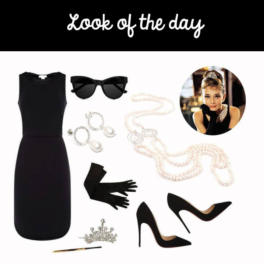 Look of the day - Perlas, joyas en plata peruana