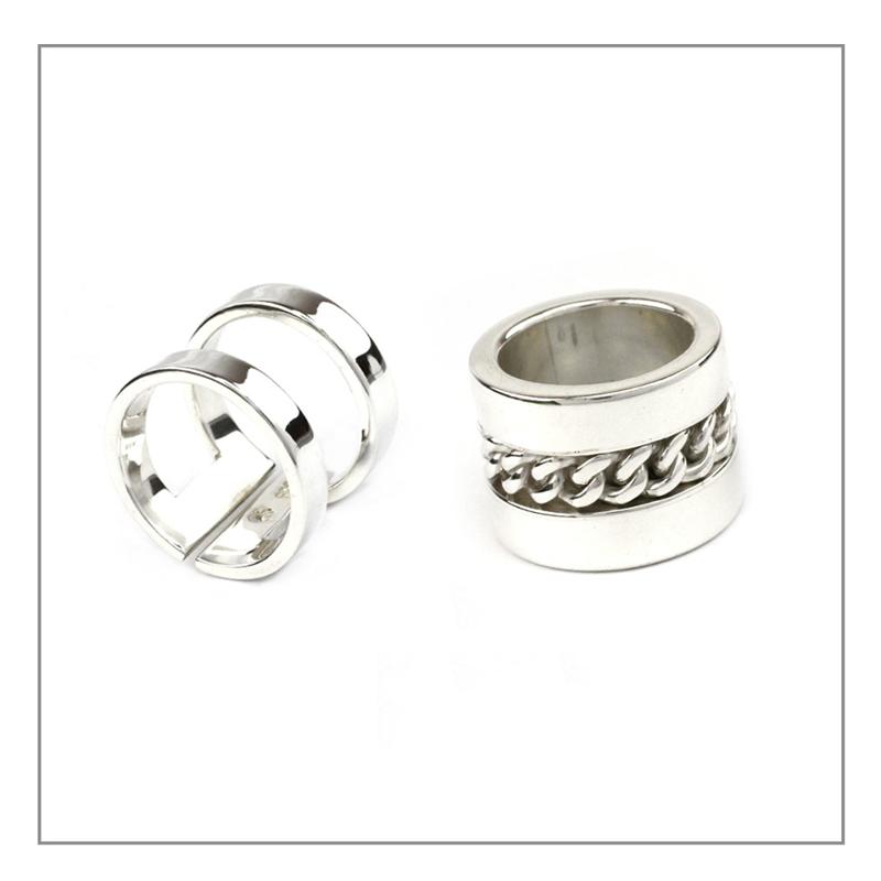 joyas de coleccion - anillos origins