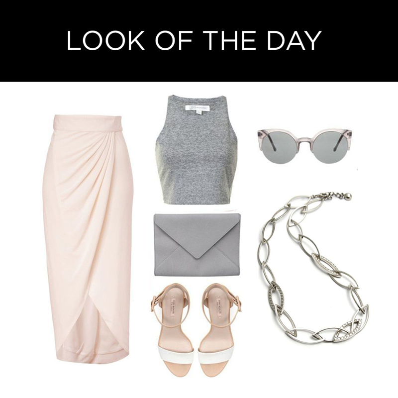 look of the day - fresco y elegante