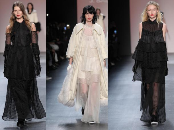 jorge luis salinas - coleccion paracas - new york fashion week