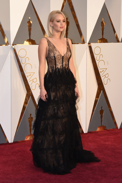 Jennifer Lawrence - Los Oscars 2016