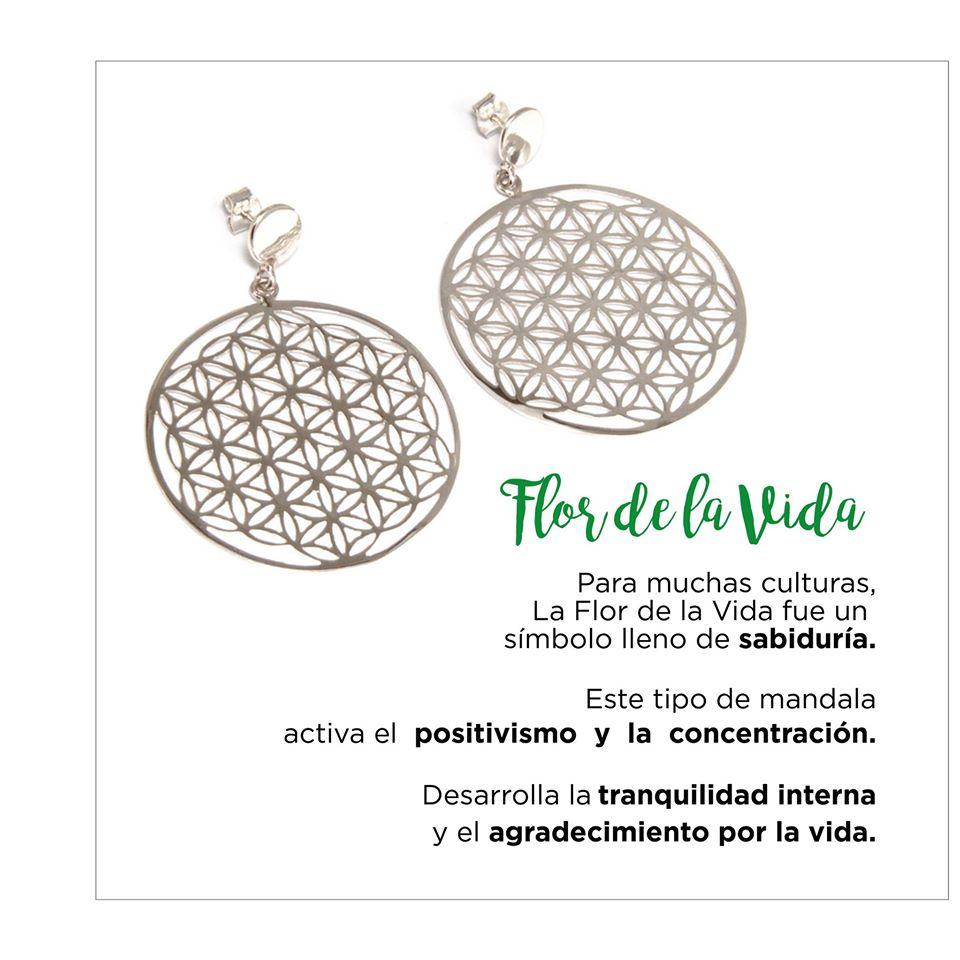 Mandala - Flor de la vida - Infografia