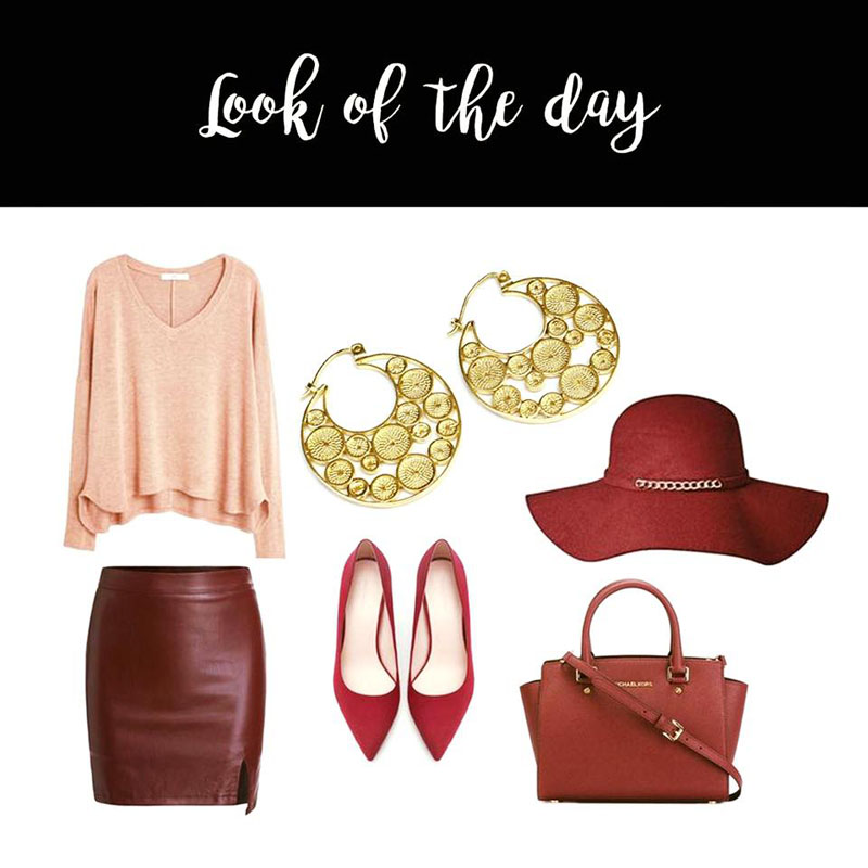 look of the day - media estacion