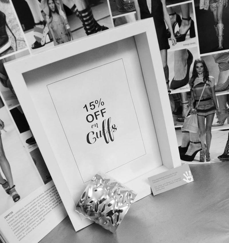promoción mayo - Cuff