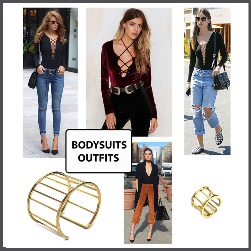 bodysuits outfits - look of the weekend