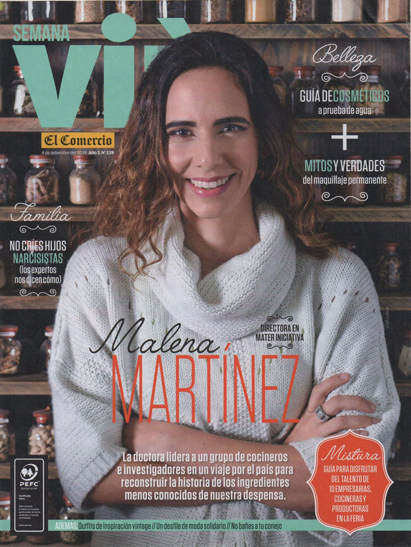 Revista Viú - Portada
