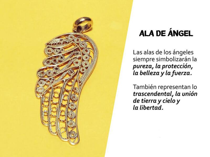 infografia - dije ala de angel