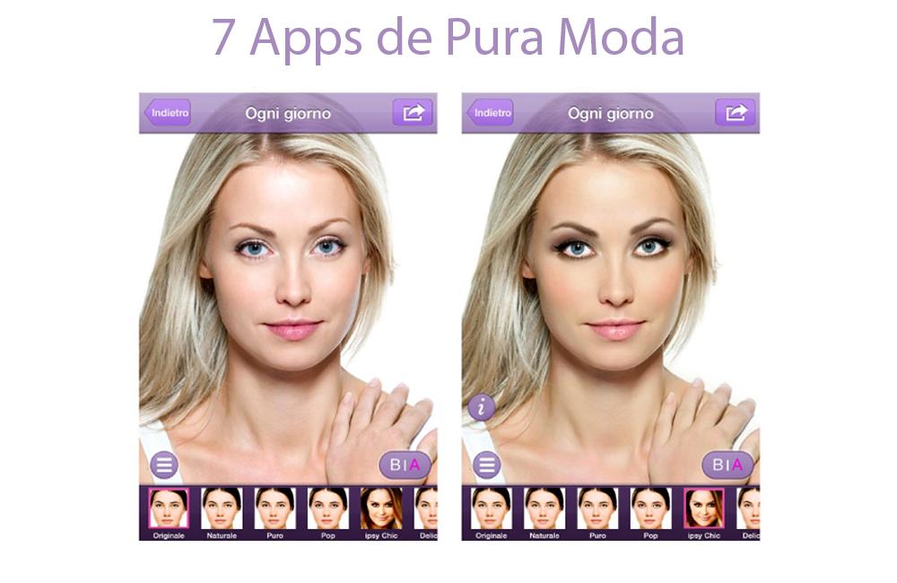 7 Apps de Pura Moda