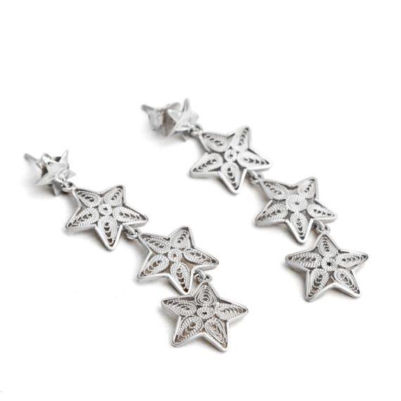 Aretes Constelaciones Estrella