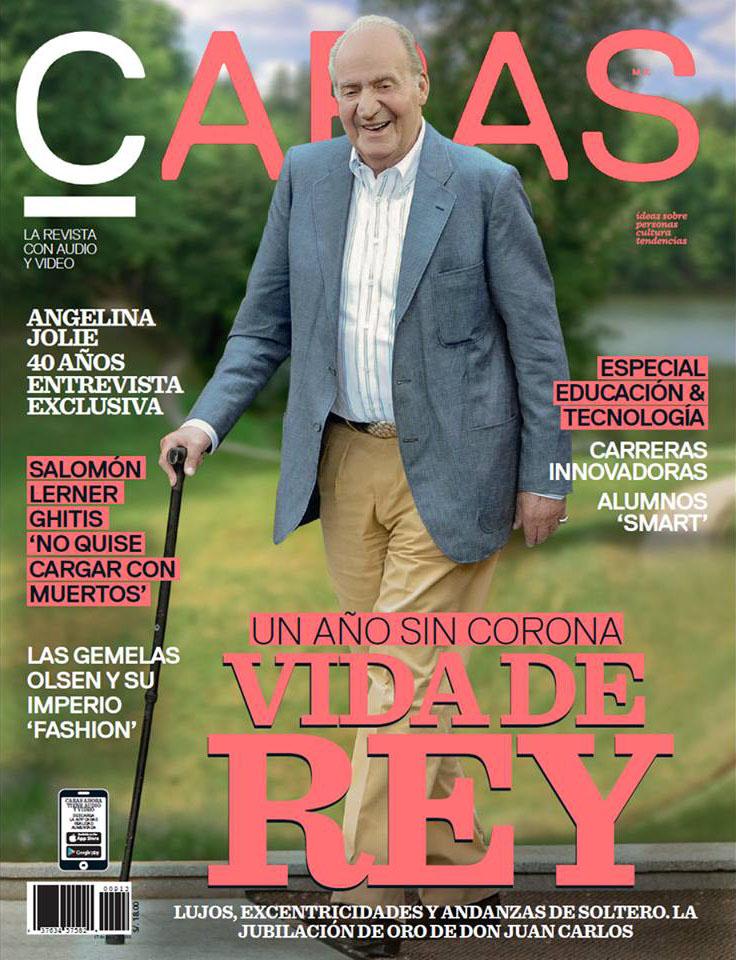Revista Caras Archivos Alexandra Temple