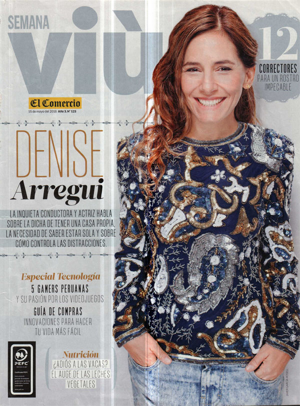 Revista Viú – Mayo 2016