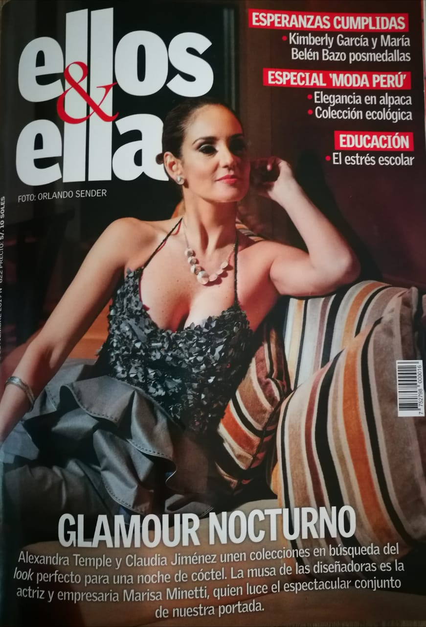 Revista Ellos y Ellas – Septiembre 2019