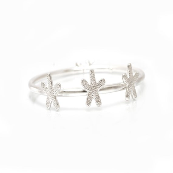 Pulsera Bangle Estrellas de Mar