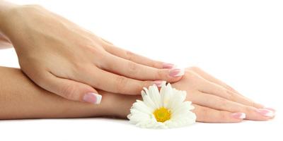 Tratamiento para las manos, aceite de oliva y limon