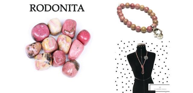 Rodonita, la piedra de la Calma y la Serenidad