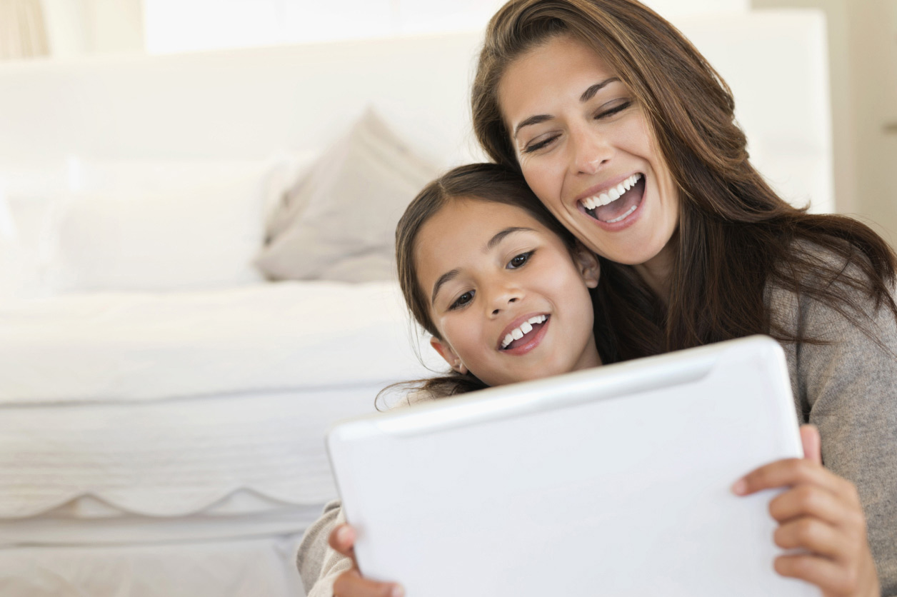 Become a cyber mom with these apps for all tasks