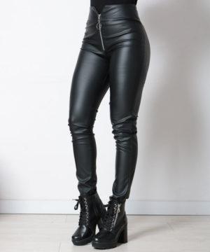 leggins de cuero sexys