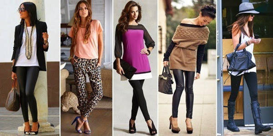 Leggins: The King of the garments?
