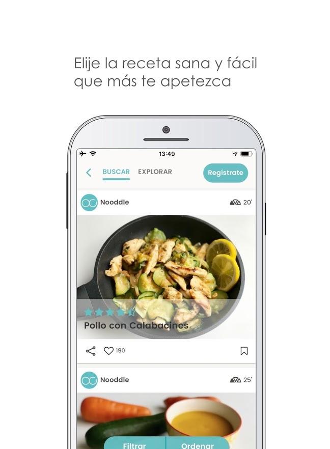 Noodle App