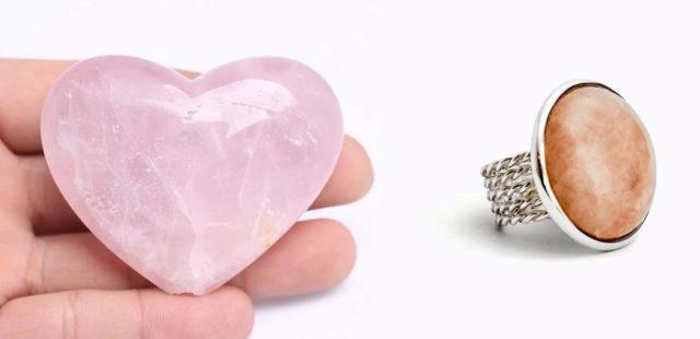 Cuarzo Rosa, la piedra del amor incondicional