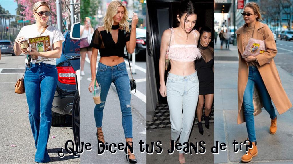 Que dicen tus jeans de ti